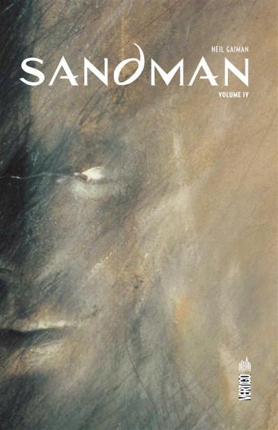 Couverture Sandman tome 4