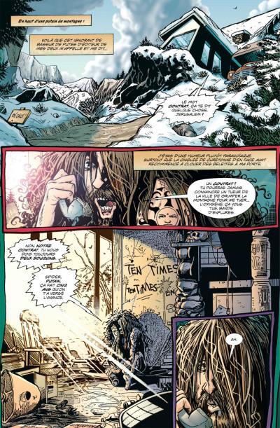 Page 7 Transmetropolitan tome 1