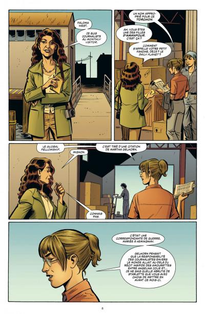 Page 8 Y le dernier homme tome 4