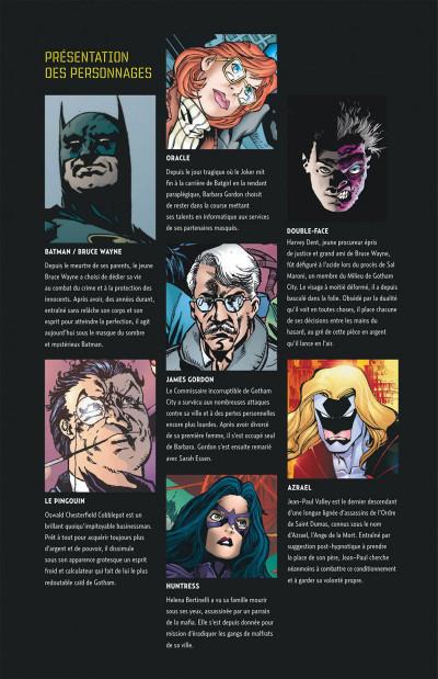 Page 5 batman no man's land tome 2