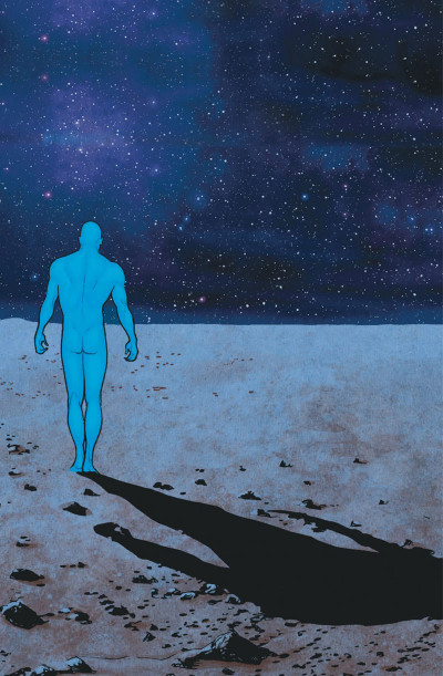Page 2 before watchmen tome 8 - dc deluxe - dr manhattan