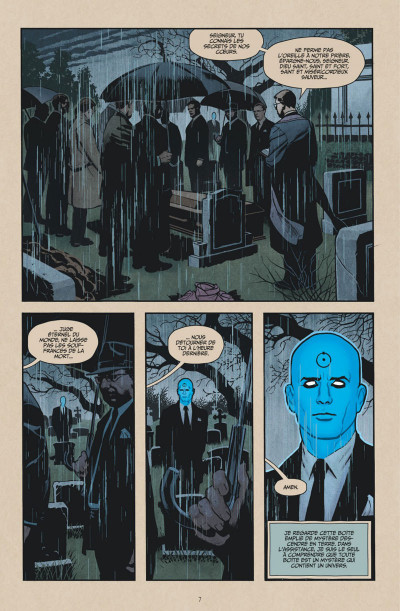 Page 7 before watchmen tome 8 - dc deluxe - dr manhattan
