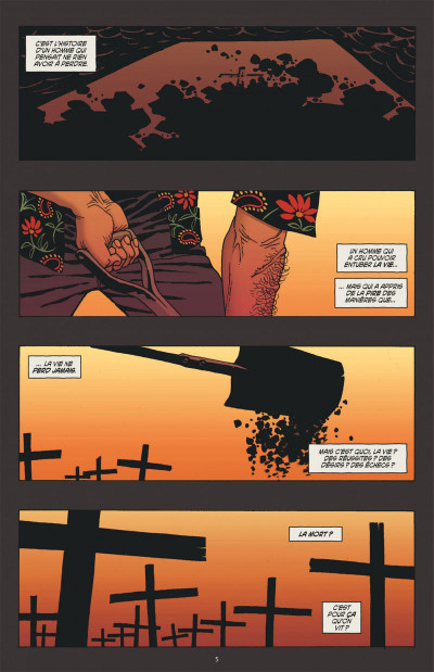 Page 5 100 bullets - brother lono