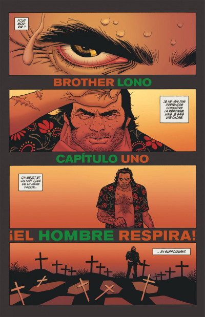 Page 6 100 bullets - brother lono