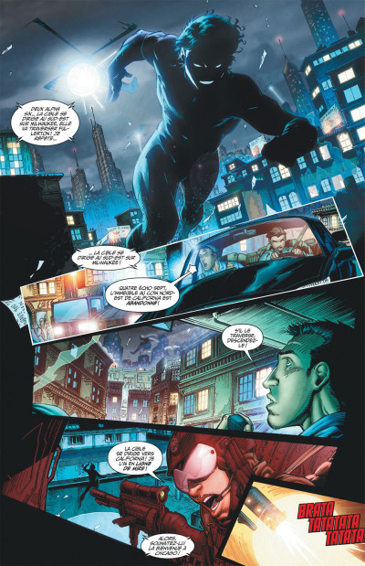 Page 7 Nightwing tome 4