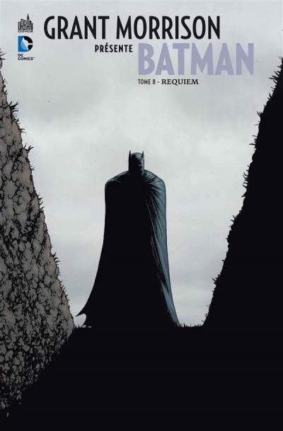 Couverture Grant Morrison présente Batman tome 8
