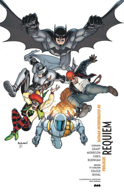 Page 6 Grant Morrison présente Batman tome 8