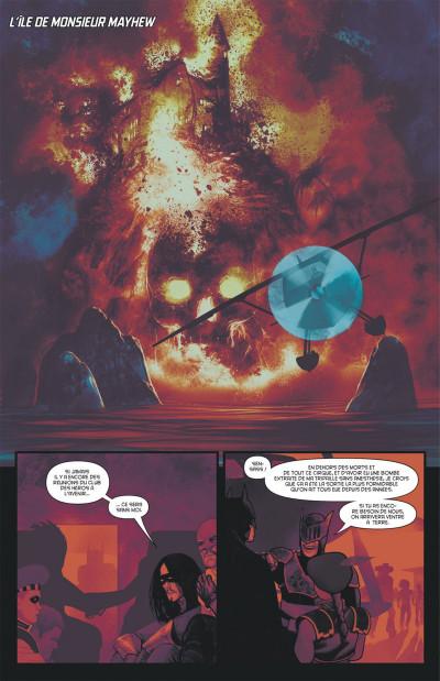 Page 7 Grant Morrison présente Batman tome 8