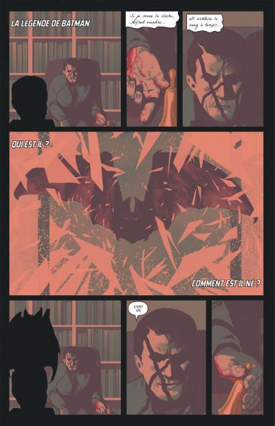 Page 8 Grant Morrison présente Batman tome 8