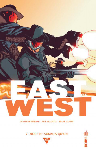 Couverture East of west tome 2