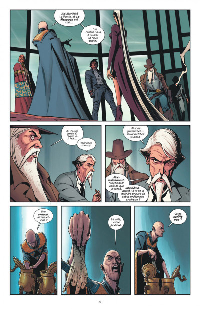 Page 8 East of west tome 2