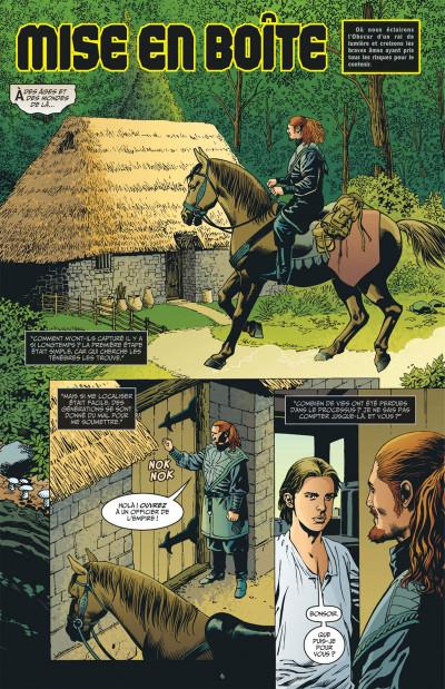 Page 6 fables tome 15 - sorcières (cartonné)