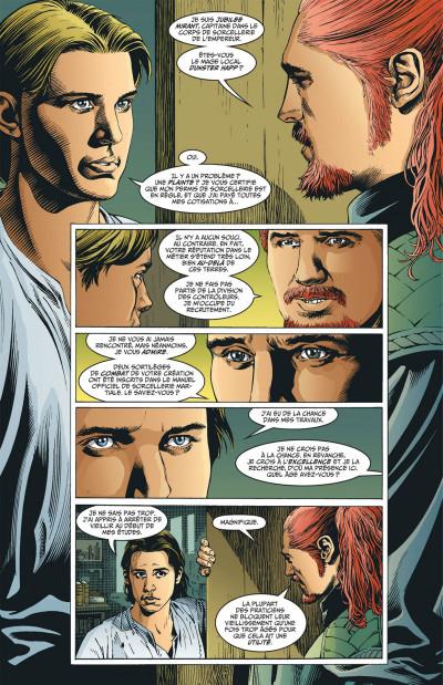 Page 7 fables tome 15 - sorcières (cartonné)