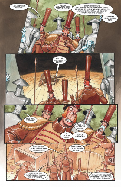 Page 1 fables tome 22 - Blanche-Neige (souple)
