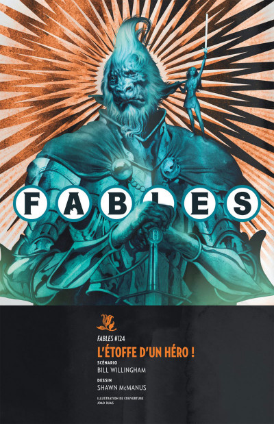 Page 6 fables tome 22 - Blanche-Neige (souple)