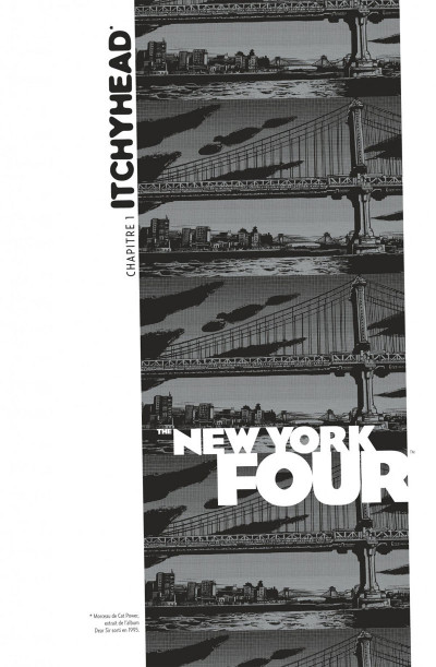 Page 6 New York four tome 1