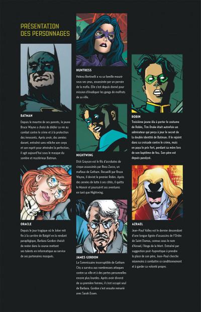 Page 5 batman no man's land tome 3