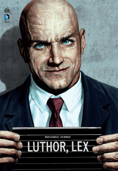 Couverture Luthor