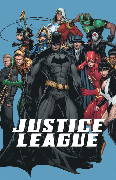 Page 1 Justice league tome 5