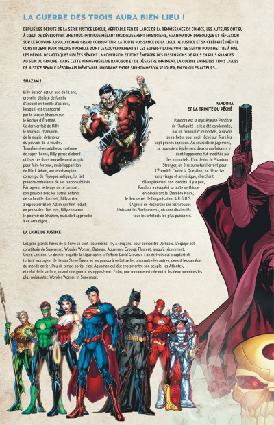 Page 4 Justice league tome 5
