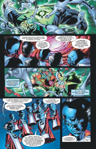 Page 5 Geoff Johns présente Green lantern tome 6