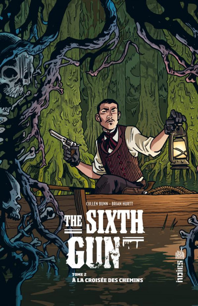 Couverture The sixth gun tome 2