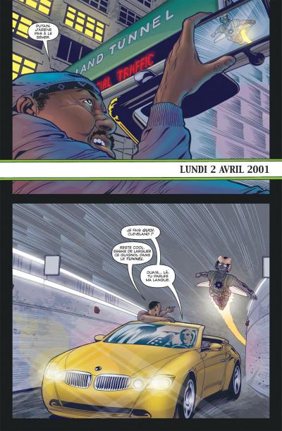 Page 7 Ex Machina tome 3
