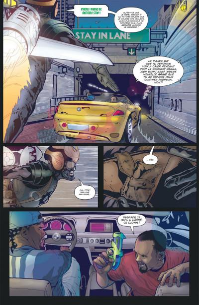 Page 8 Ex Machina tome 3