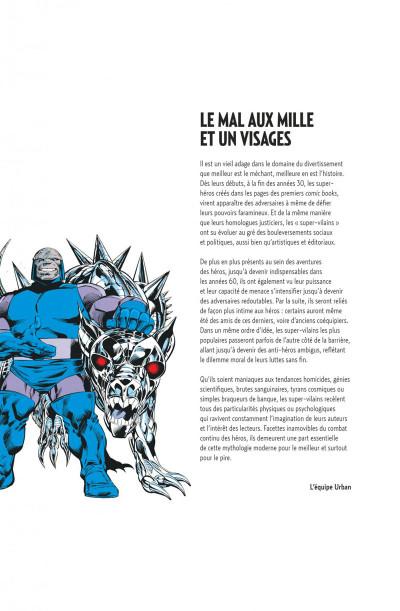Page 2 supers-vilains anthologie