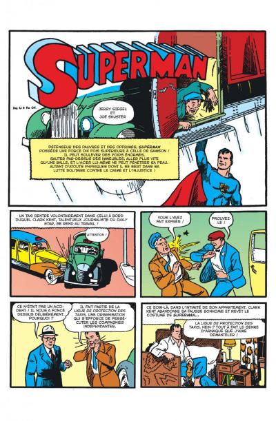 Page 7 supers-vilains anthologie