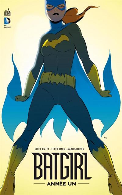 Couverture Batgirl année un