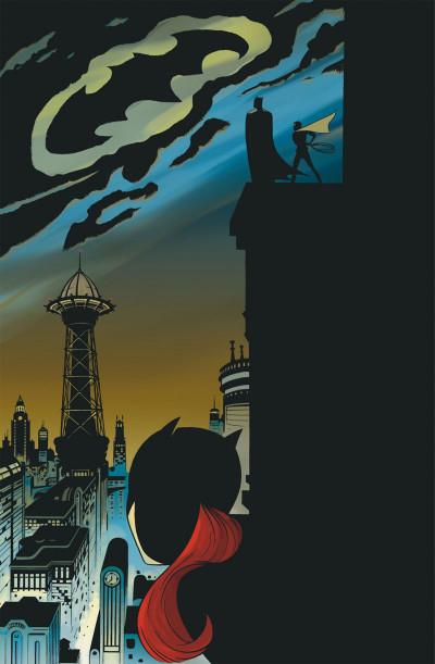 Page 4 Batgirl année un