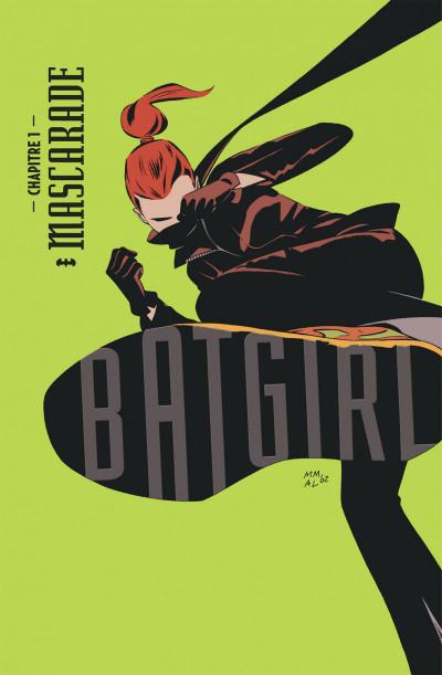 Page 6 Batgirl année un