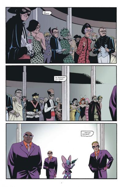 Page 7 Batgirl année un