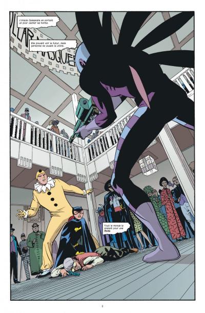 Page 8 Batgirl année un
