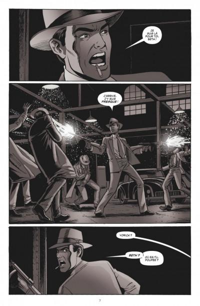 Page 1 Y le dernier homme tome 5