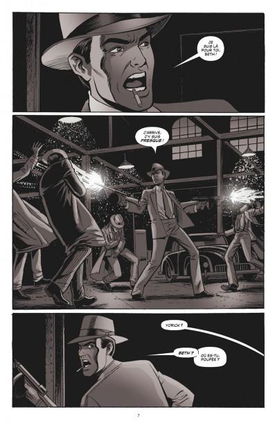 Page 7 Y le dernier homme tome 5