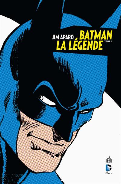 Couverture Batman la légende tome 2