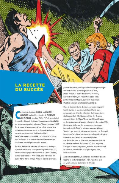 Page 4 Batman la légende tome 2