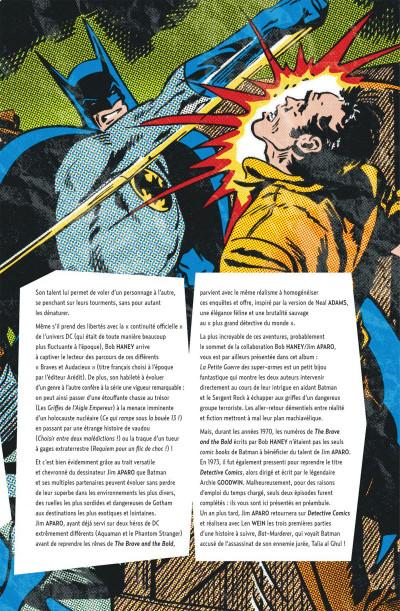 Page 5 Batman la légende tome 2