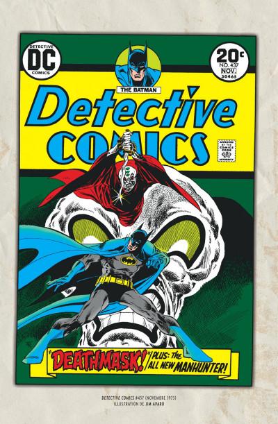 Page 8 Batman la légende tome 2