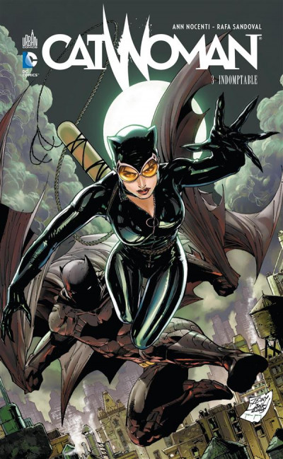 Couverture Catwoman tome 3