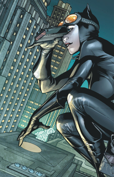 Page 2 Catwoman tome 3