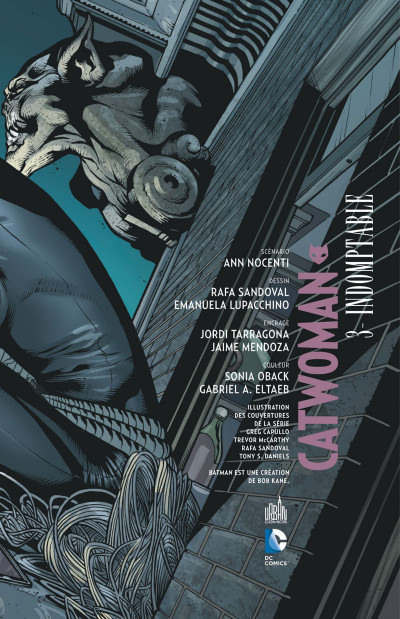 Page 3 Catwoman tome 3