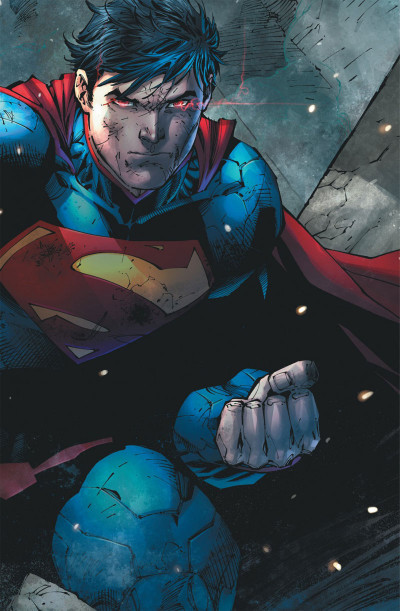 Page 3 Superman unchained