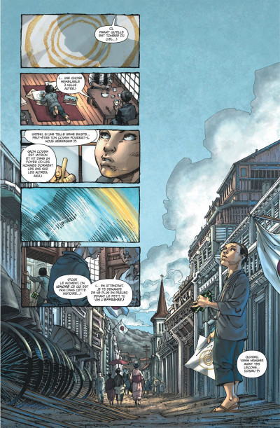 Page 7 Superman unchained