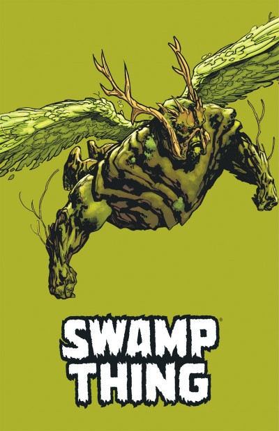Page 1 swamp thing tome 3 - le nécromonde