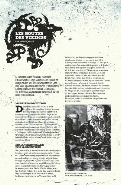 Page 6 Northlanders tome 3 - le livre européen