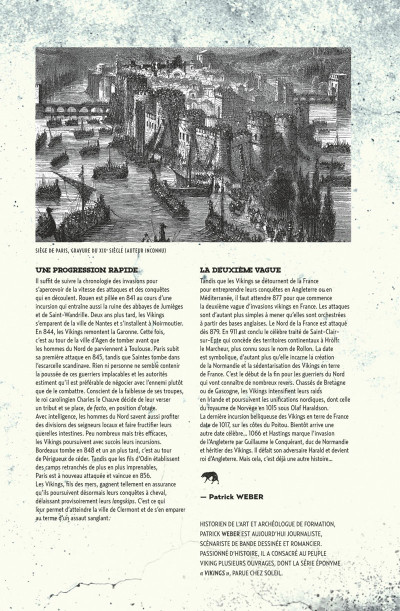Page 7 Northlanders tome 3 - le livre européen