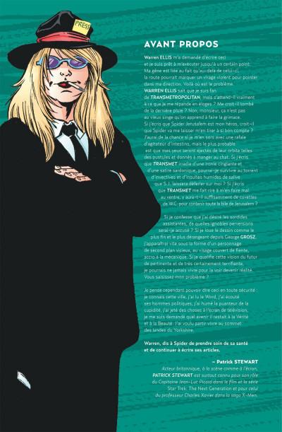 Page 5 Transmetropolitan tome 3
